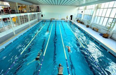 Общественный бассейн