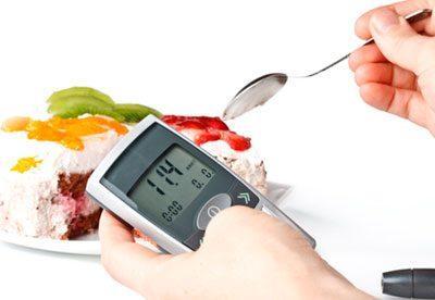 Показатель уровня сахара