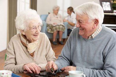 Люди преклонного возраста