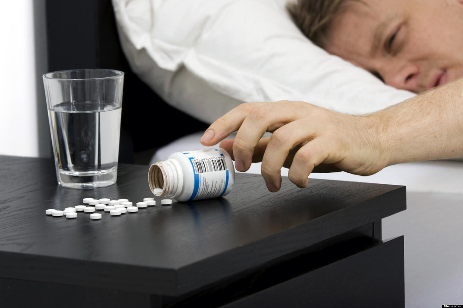 Причины и признаки передозировки снотворным препаратом Сонмил