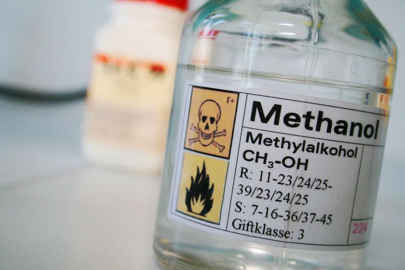 Антидот при отравлении метиловым спиртом