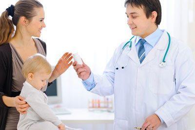 Назначение препарата ребенку