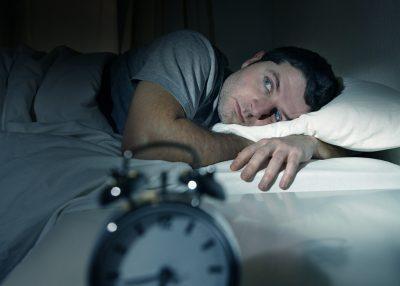 Проблемы со сном.