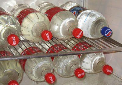Запас питьевой воды