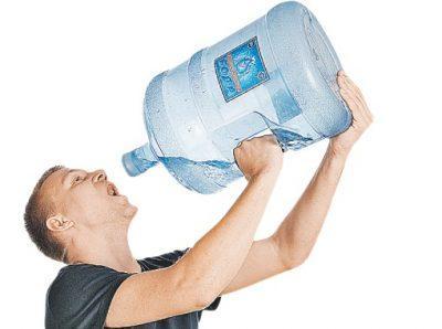 Пить побольше жидкости