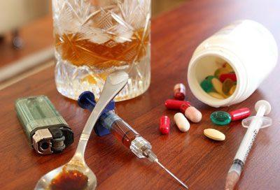 Наркотики и алкоголь