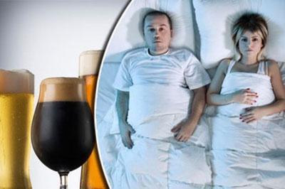 Восстановление потенции после отказа от алкоголя