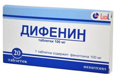 Препарат дифенин