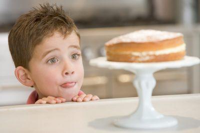 дети и сахар