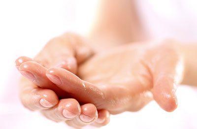 Масло для кожи рук