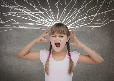 сильных эмоциональных переживаниях у ребенка