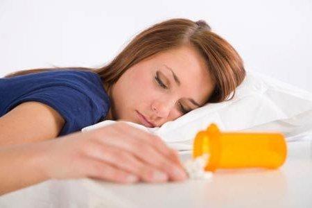 если принять много снотворного