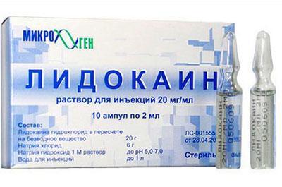 Что будет, если применять лидокаин после алкоголя