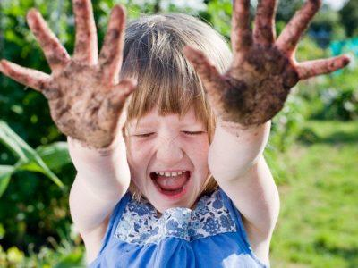 Заражение через грязные руки