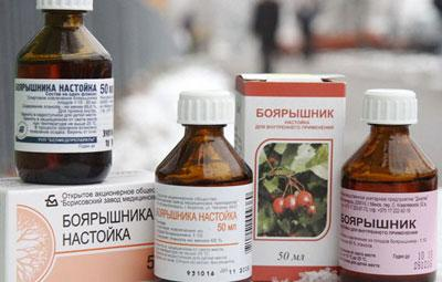 Передозировка настойкой боярышника: симптомы и лечение