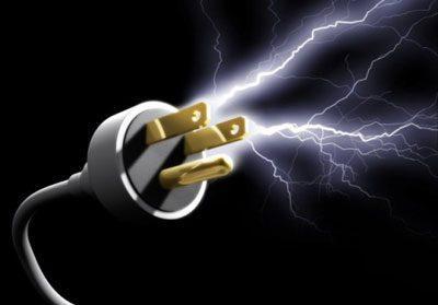 Электричество в электроприборе