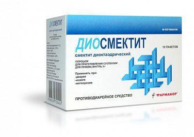 Препарат Диосмектит