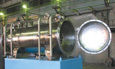 Промышленный озонатор