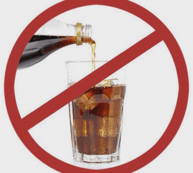 Польза и вред газированных напитков