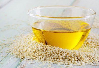 Кунжутовое масло