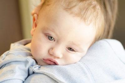 Почему у годовалого ребенка бывает рвота