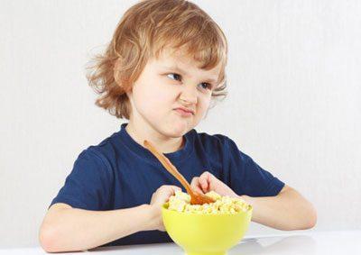 Ребенок без аппетита