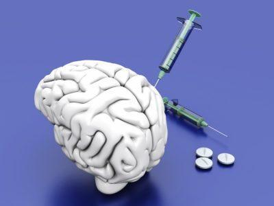 Героин и мозг