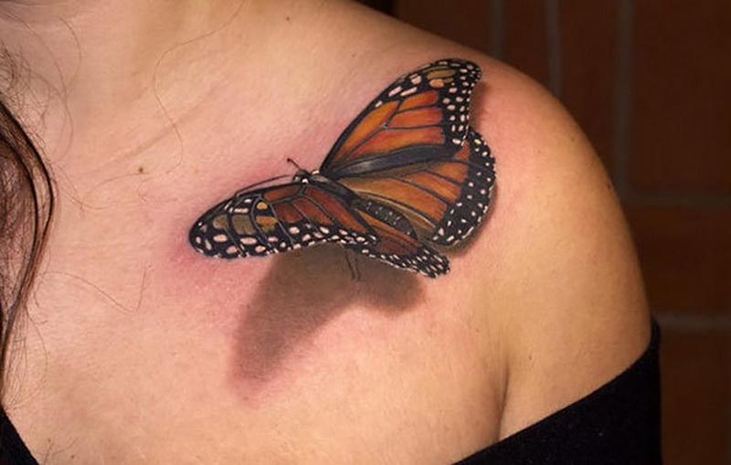 Вред от татуировок