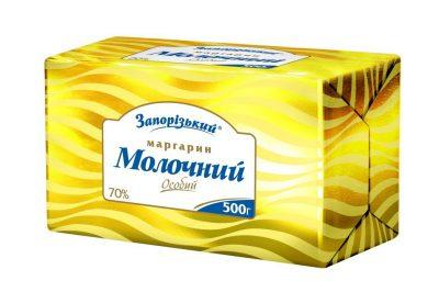 Молочный маргарин