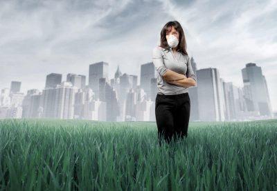 Загрязненный регион
