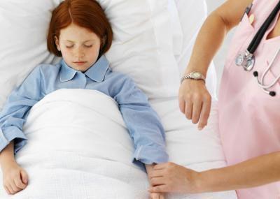 Мониторинг пульса ребенка