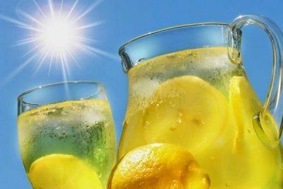 Очищение организма при помощи лимона