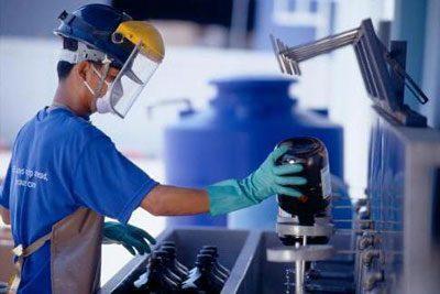 Работа с отравляющими веществами