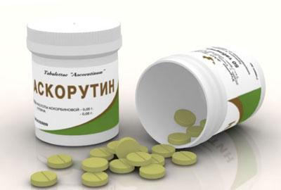 Симптомы и лечение передозировки аскорутином