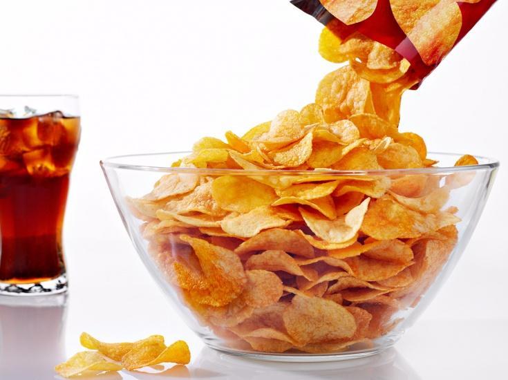 Вред от чипсов
