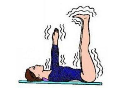 Упражнение для очистки лимфы