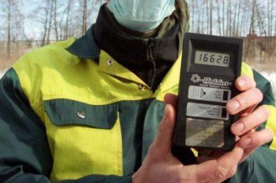 точный замер радиоактивности