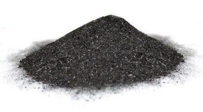 измельченный активированный уголь