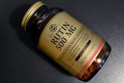 Витамины рутин