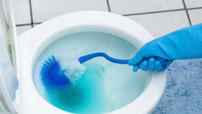 мыть с хлоркой
