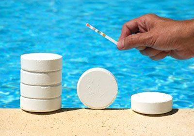 Проверка хлорированности воды