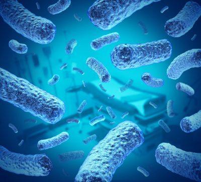 Микробы в воде