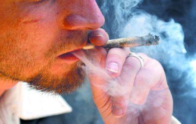 Вред от курения конопли