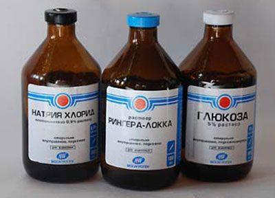 Лекарства для выведения токсинов