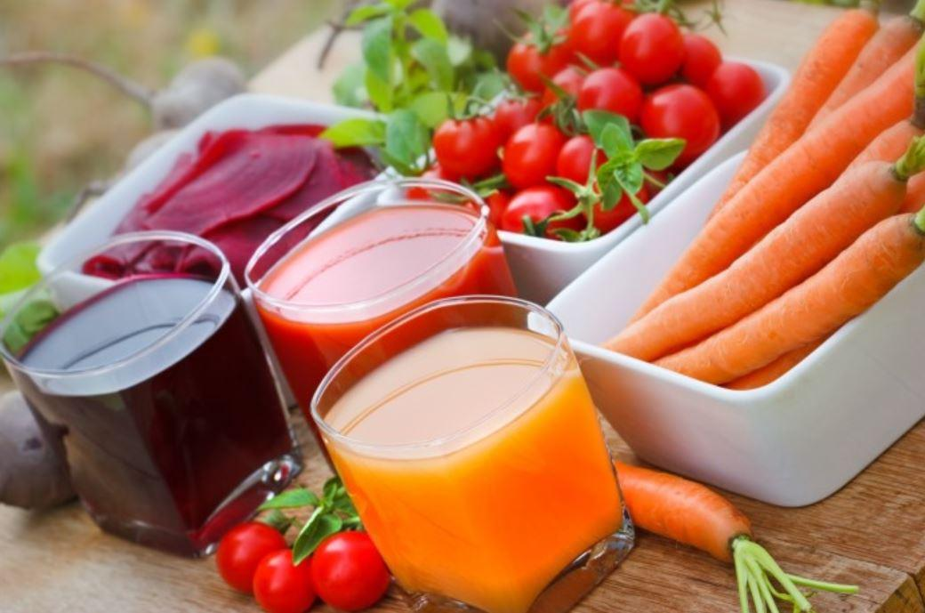 Какие продукты выводят токсины