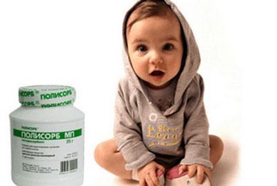 Сорбенты для детей: вред или польза
