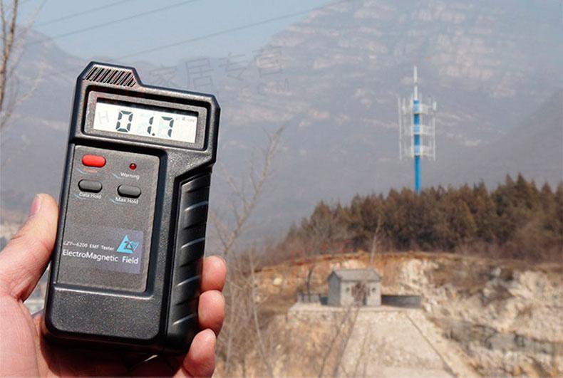 Приборы для измерения электромагнитного излучения