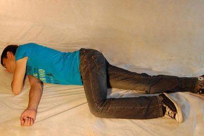 Человек без сознания