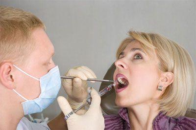Зубная анестезия