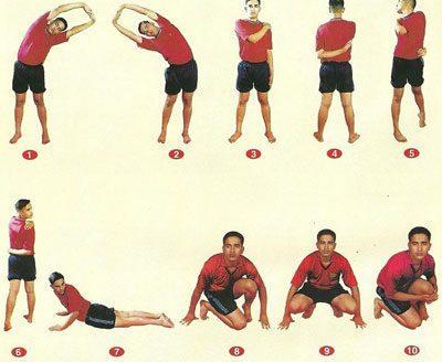Упражнения при очистке кишечника